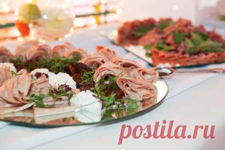 Блюда, поднимающие настроение и украшающие праздничный стол — SamantaWay