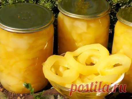 Кабачки как ананасы с алычой: пошаговый рецепт с фото