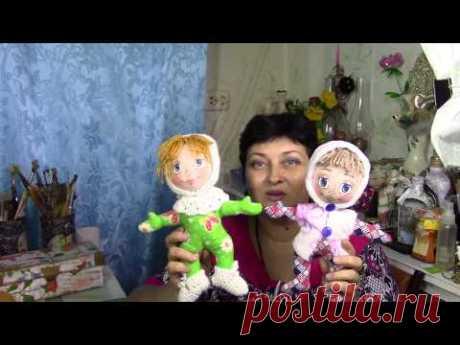 Кукла обнимашка ХоббиМаркет