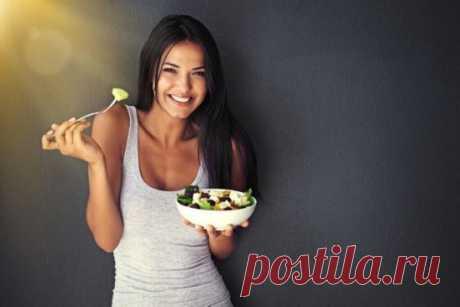 Как питаться , чтобы похудеть в бедрах и животе
