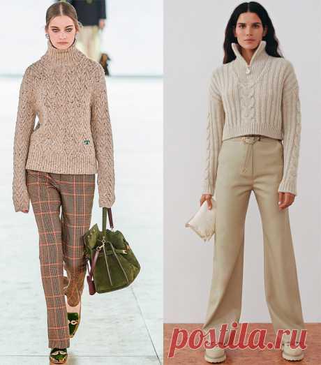 Женские свитера и джемпера 2019-2020 – фото и модные тренды