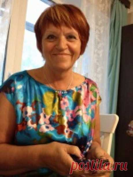 Валентина Попова (Чиркова)