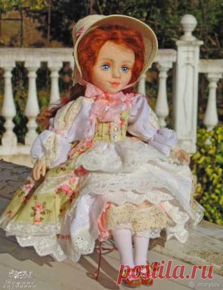 Шьем наряд для куклы: публикации и мастер-классы – Ярмарка Мастеров