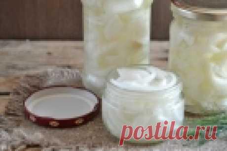 Маринованный лук на зиму - пошаговый рецепт с фото на Повар.ру