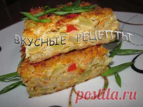 Кабачковая запеканка с булгуром - пошаговый рецепт с фото   Вкусные рецепты