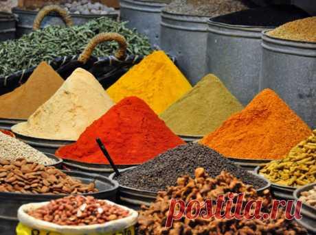 5 специй для усиления метаболизма   Marie Claire