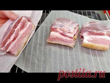Просто заверните мясо в бумагу, будет очень вкусно и легко # 91