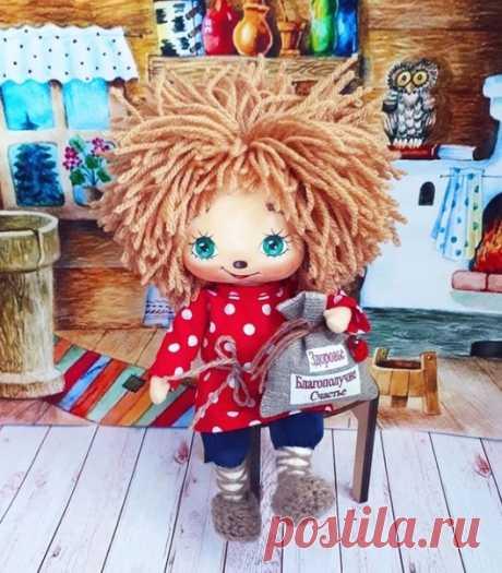 Домовята zaitseva_yulia_dolls
