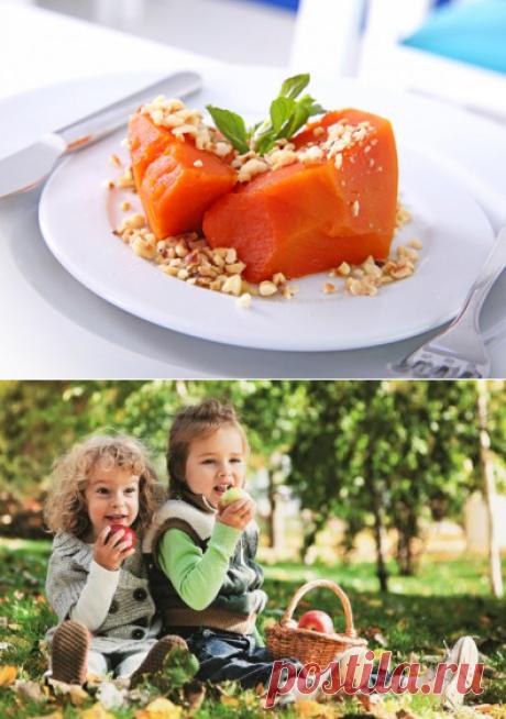 Детские рецепты: десерты с 9 месяцев до 2 лет. Подборка рецептов.