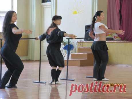 """урок хореографии в Центре ВТ """"АМИРА"""""""