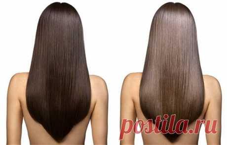 Ламинирование волос в домашних условиях желатином – всё будет гладко | Краше Всех