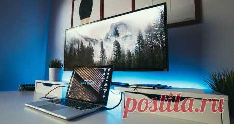 Как тремя способами совершить подключение ноутбука к телевизору используя wifi?