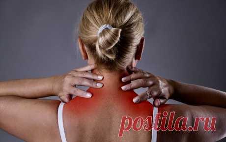 Простое упражнение на 4 минуты которое избавит от шейного остеохондроза. За 1-2 недели | Health | Яндекс Дзен