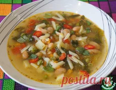 Умбрийский овощной суп – кулинарный рецепт