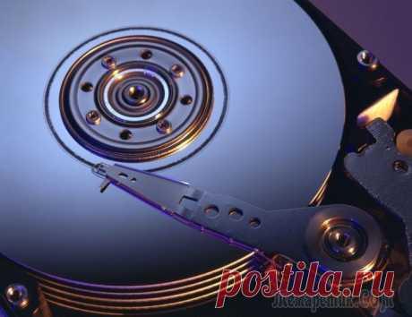 Не отображается жесткий диск в Windows