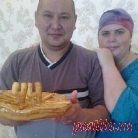 Лариса Ненашева