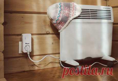 Зимнее отопление на даче: обзор различных видов
