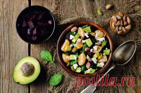 Аромат Нового года в воздухе: Лучший салат в мире с мандаринами