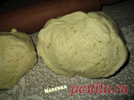 Дрожжевое тесто (успех гарантирую!) по рецепту маргариты иохим