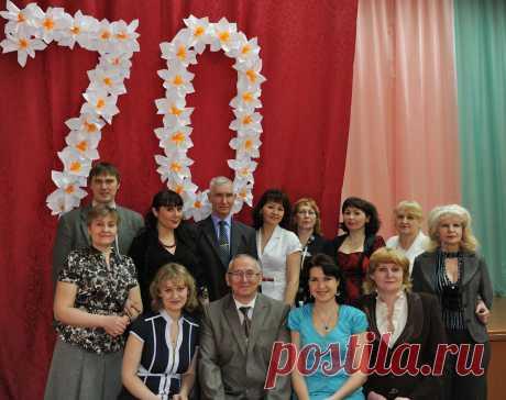 Коллектив самой северной школы России