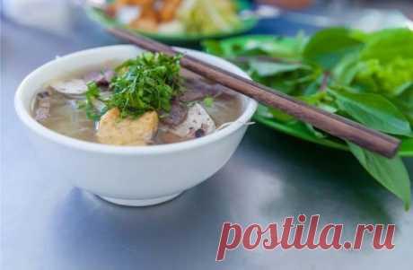 Эти блюда обязательно стоит попробовать во Вьетнаме