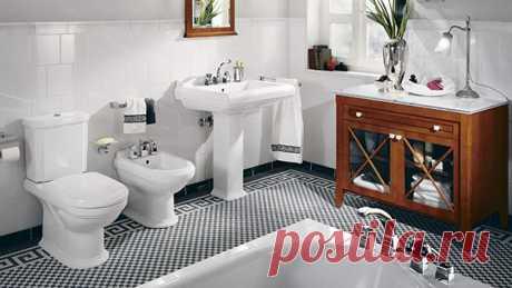 Выбираем биде в ванную  - строительство, ремонт, дизайн, интерьер