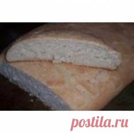 Кукурузный хлеб Кулинарный рецепт