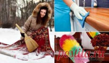 12 «народных» советов по уборке, которые зачастую могут нанести вред вместо пользы