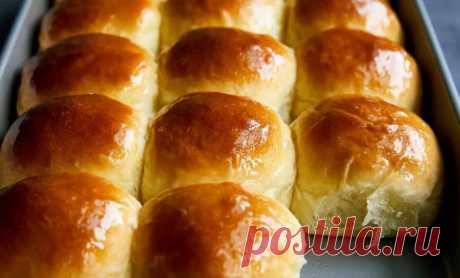 Советские булочки ванильные по 9 копеек по ГОСТу - рецепт из прошлого от технолога хлебзавода | Кулинарные записки обо всём | Яндекс Дзен