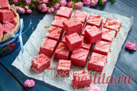 Желейные конфеты — пошаговый рецепт с фото и видео. Как сделать желейные конфеты из ягод и желатина в домашних условиях?