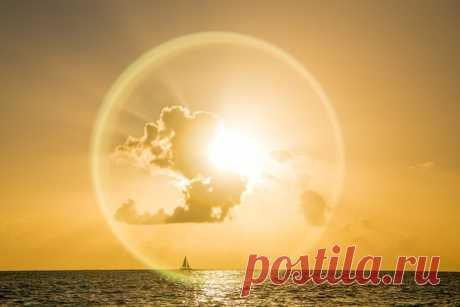 Фото дня. Планета Солнце.