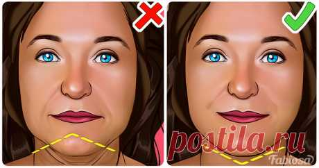 Почему с возрастом обвисают щеки и как с этим бороться Что делать, чтобы щечки вновь стали упругими и подтянутыми.