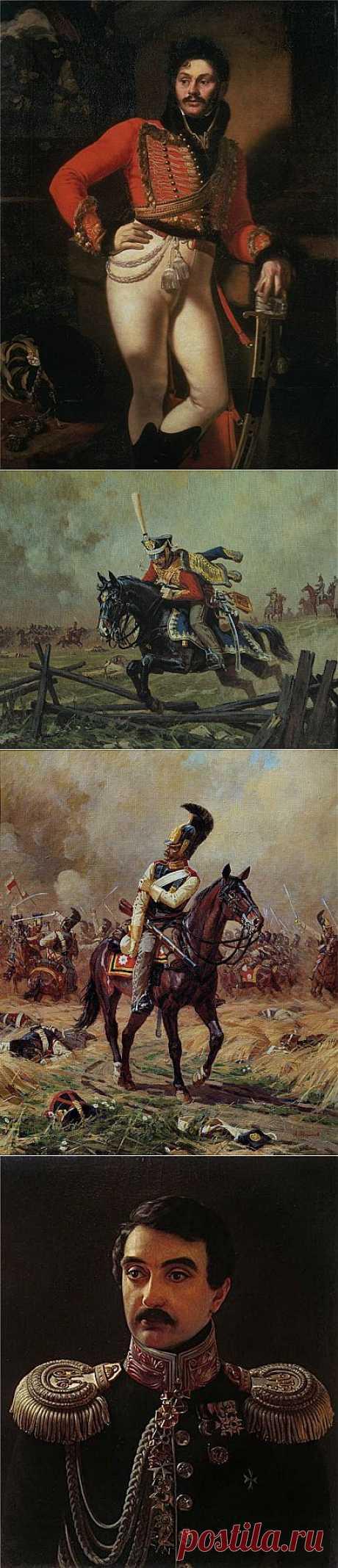 Гусары и кавалергарды....