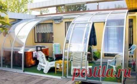 Отличные идеи для частных домов и дач