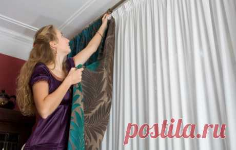 Подбор штор: какой цвет предпочесть учитывая энергетику? Шторы в гостиную, спальню, кухню и детскую . Милая Я