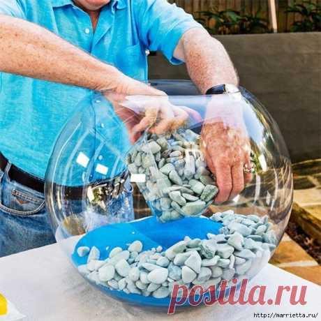 Флорариум своими руками для украшения интерьера