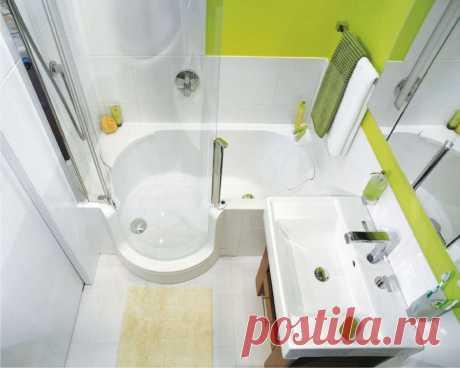 Как без перепланировки расширить пространство ванной комнаты | Рекомендательная система Пульс Mail.ru