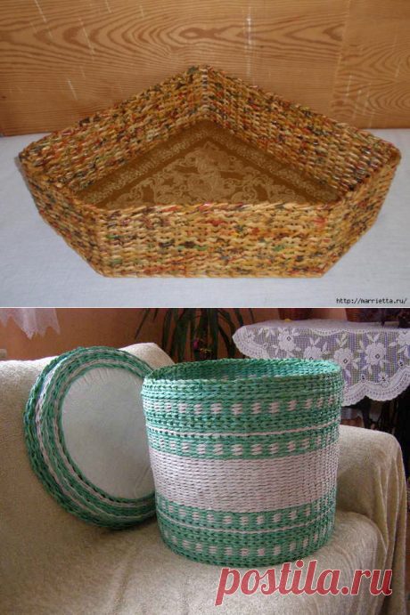 Поделки : Плетение | Записи в рубрике Поделки : Плетение | Дневник sweet19mz