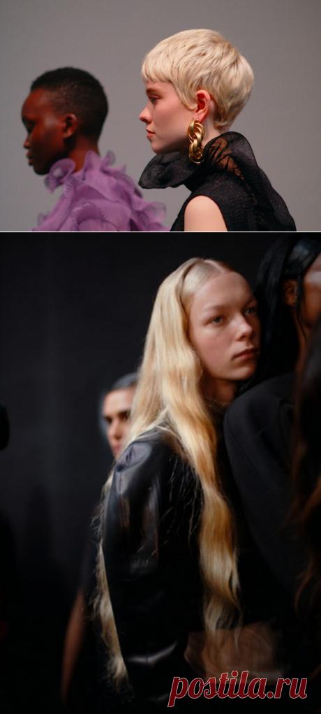 Модные стрижки осень-зима 2020-2021: варианты для разной длины волос | Vogue Ukraine - Vogue UA