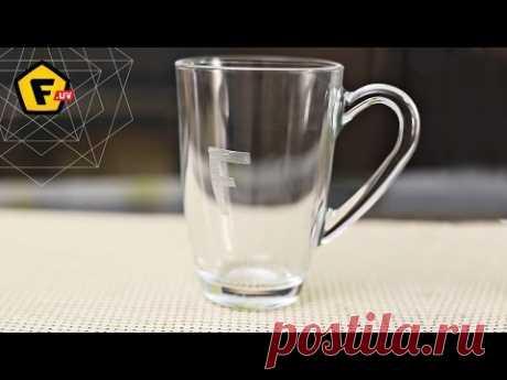 Делаем матовое стекло в домашних условиях своими руками-проверенные способы +Фото и Видео