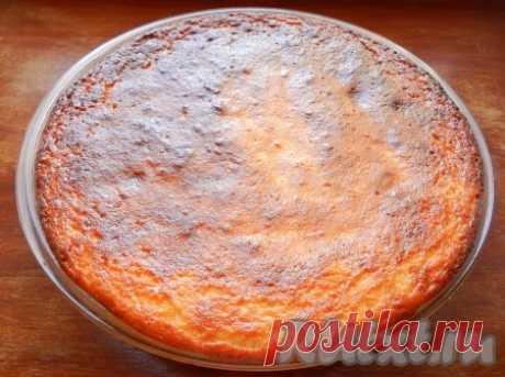 El tostado simple caseoso - la receta de la foto