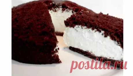 Быстрый шоколадный торт с воздушной йогуртовой начинкой без выпечки – исключительная нежность (ВИДЕО) - Odnaminyta - медиаплатформа МирТесен