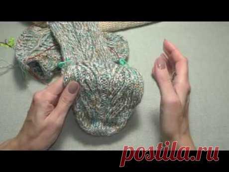 Кольчуга - хейворд крючком, носки от мыска, новый проект - недельный отчёт.