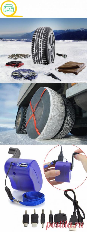 9 вещей, которые вам понадобятся в машине этой зимой | AUTOSPAWN