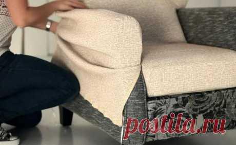 Съёмные чехлы для подлокотников дивана Когда новая мебель приезжает в квартиру или дом, не многие сразу же начинают думать о будущем внешнем виде. А зря!Мебель имеет свойство затираться и через какое-то время терять свой первоначальный вид...