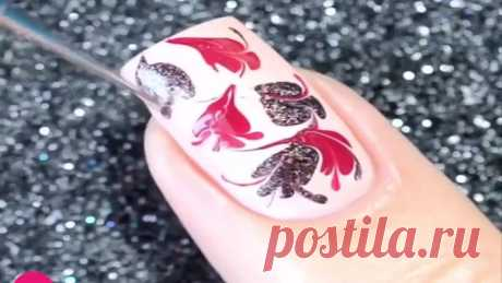 Вот как нужно красить ногти