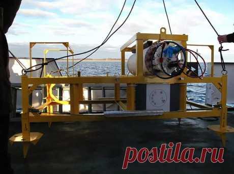 Со дна Балтийского моря исчезла подводная обсерватория | Наука и технологии
