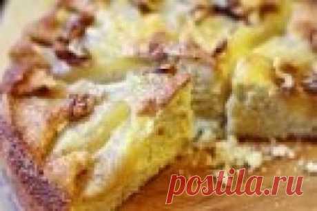 Пирог с грушами в мультиварке - пошаговый рецепт с фото на Повар.ру
