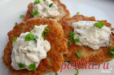 Оладьи из гречки - кулинарный рецепт с фото на Повар.ру