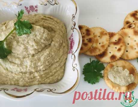 Баклажановый паштет – кулинарный рецепт